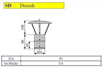 - 2486 Daszek fi80