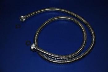 - 74683 Wąż do natrysku L=120cm chromowany