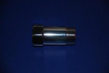 - 4743 Przedłużacz chromowany 3/4 L=50mm