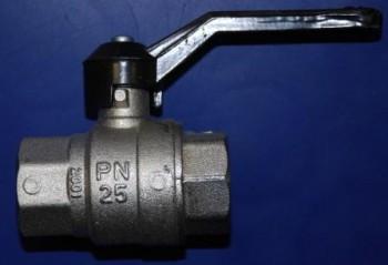 - 6573 Zawór kulowy 20-woda chrom