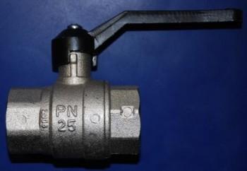 - 6575 Zawór kulowy 25-woda chrom