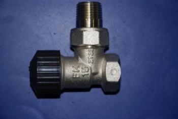 - 6708 Zawór grzejnikowy ZT22 FK15 chrom
