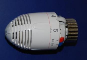 - 6713 Głowica termostatyczna GX05 - boczne zasilanie
