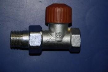 - 6716 Zawór regulująco-odcinający zwrotny 15FP chrom
