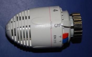 - 6717 Głowica termostatyczna GZ05 - dolne zasilanie
