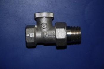 - 6721 Zawór odcinający ZO 15FP chrom