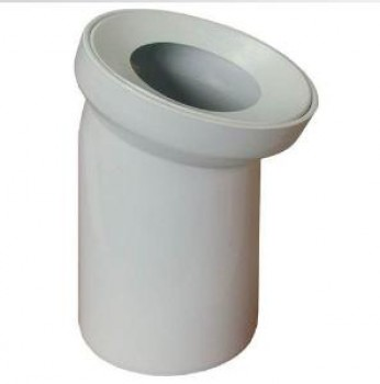 - 5265 Kolano przyłączeniowe do WC fi110/22