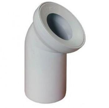 - 5264 Kolano przyłączeniowe do WC fi110/45