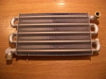 - 1369(s) Wymiennik ciepła spaliny woda (kaloryfer)