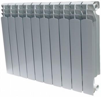 - 7205 Trzywylotowy grzejnik aluminiowy