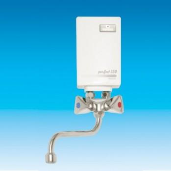 - Bezciśnieniowe przepływowe ogrzewacze wody Perfect 350,400,450,5