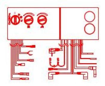 - 1728 Panel sterowania GCO-DP-23-57