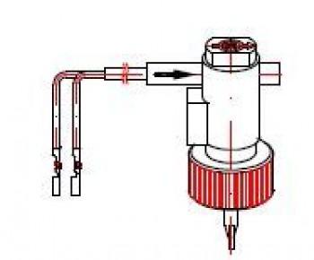 - 1585 Czujnik przepływu wody