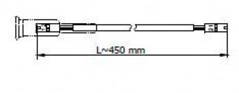 - 2533 PRZEWÓD CZUJNIKA NTC M15 (WODA UŻYTKOWA)