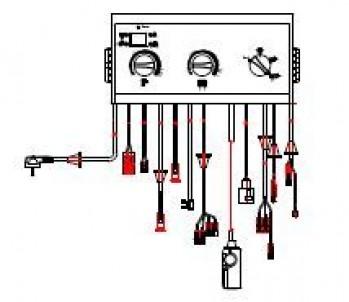 - 828 Panel sterowania DP-21-03