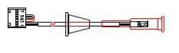 - 753 Przewód czujnika NTC M12 (woda grzewcza)