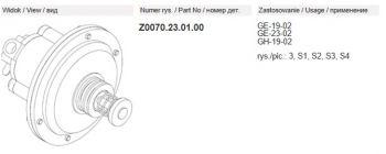 - 4025 CIŚNIENIOWY ZAWÓR RÓŻNICOWY