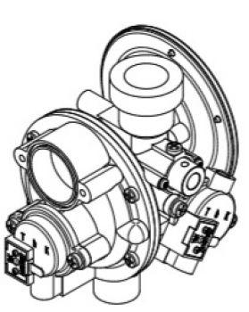 - 3158 Zawór gazowy DV-1
